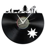 Alpaufzug-Schallplattenuhr_w